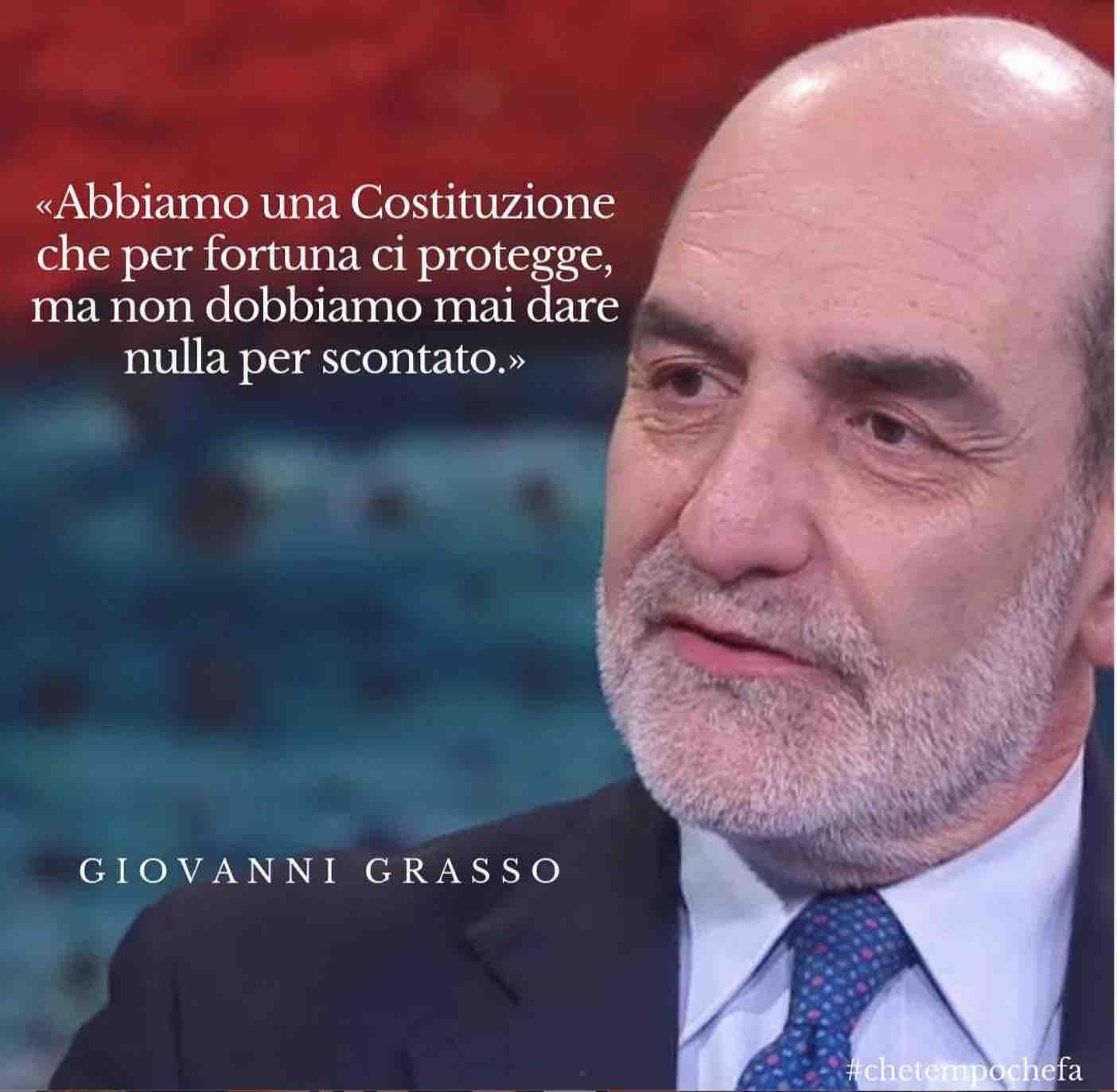 Giovanni Grasso Quirinale