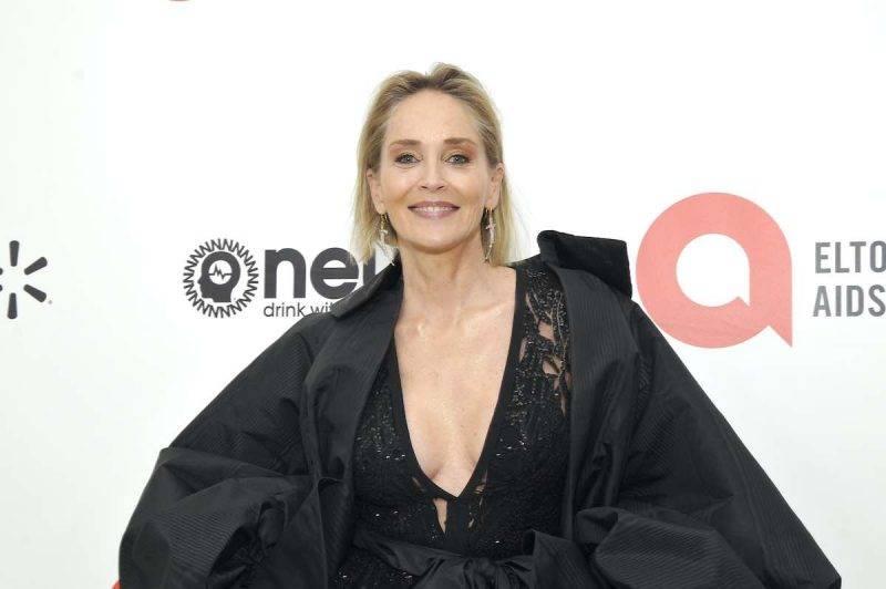 Sharon Stone, l'attrice pubblica un'autobiografia (Getty Images)