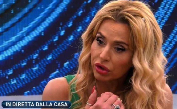 Valeria Marini al GF Vip