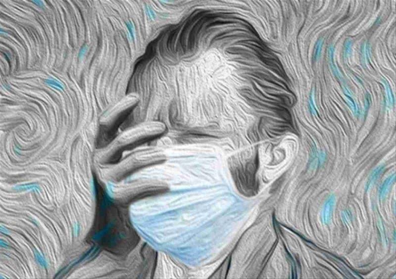 Van Gogh Coronavirus