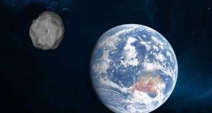 Asteroide gigante passerà in modo ravvicinato alla terra