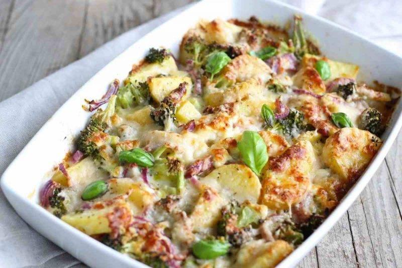 Broccoli e patate