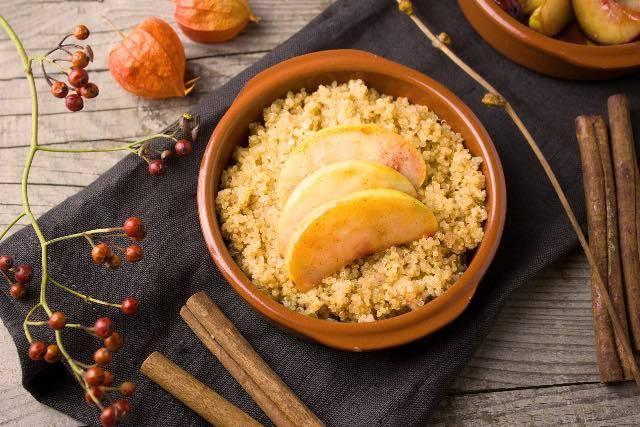Quinoa e ricette fitness