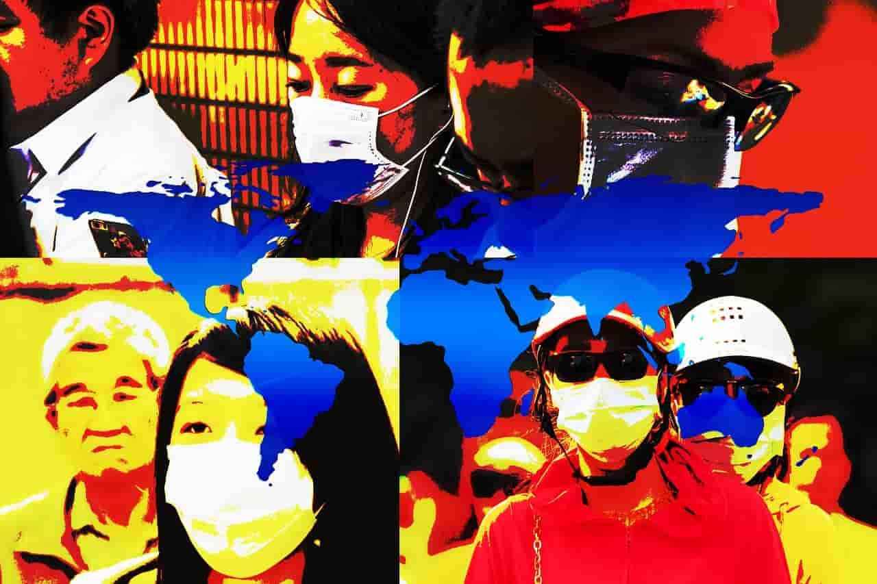 Coronavirus | medici cinesi arrivati in Italia con forniture sanitarie e medicine