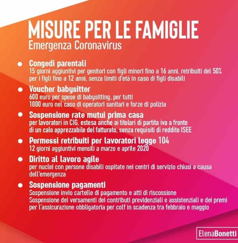 coronavirus-misure-famiglie