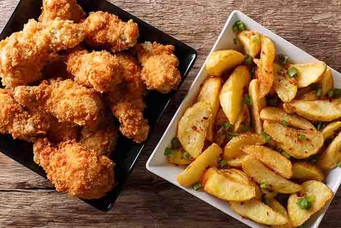 alimentazione carne e patate problemi