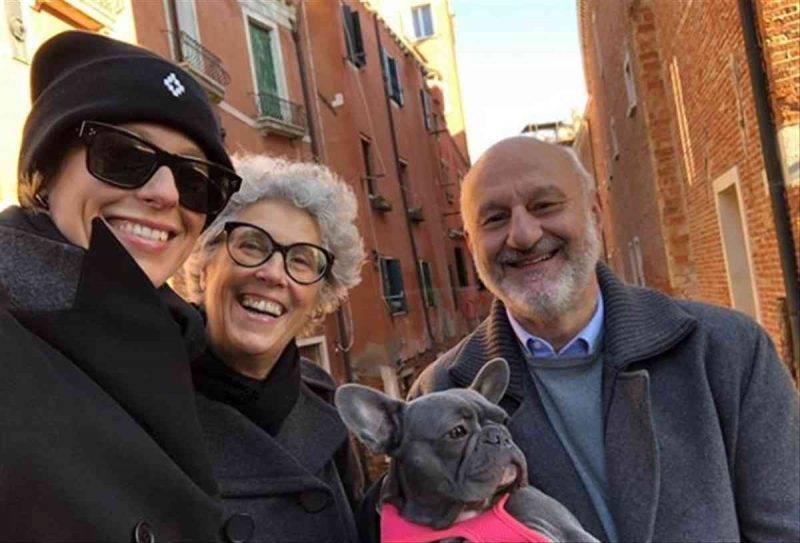 famiglia di Federica Pellegrini