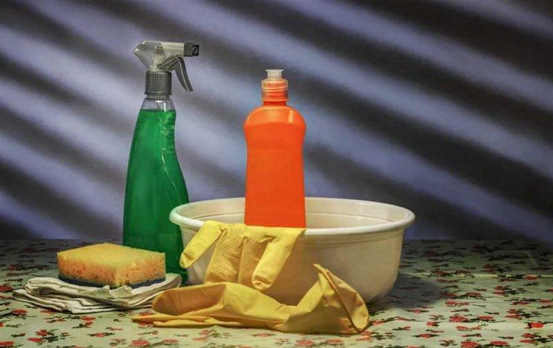 intossicazioni disinfettanti
