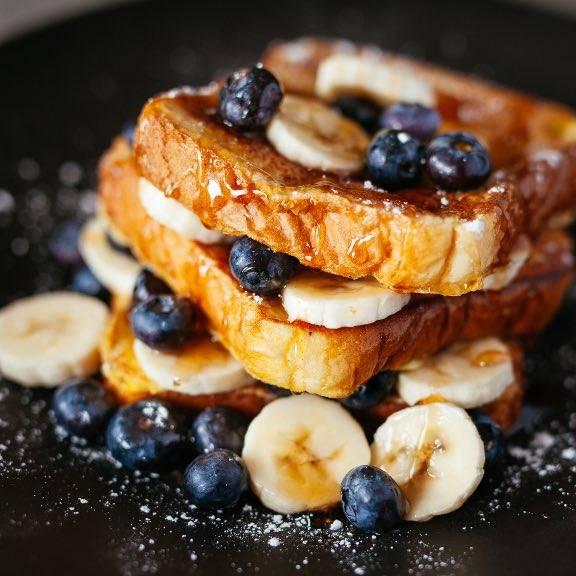 I 21 pasti del menù e tutte le preparazioni anticipate
