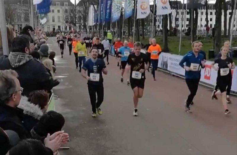 maratona inghilterra coronavirus