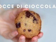 Ricetta vegana | cookies senza burro e uova -VIDEO-