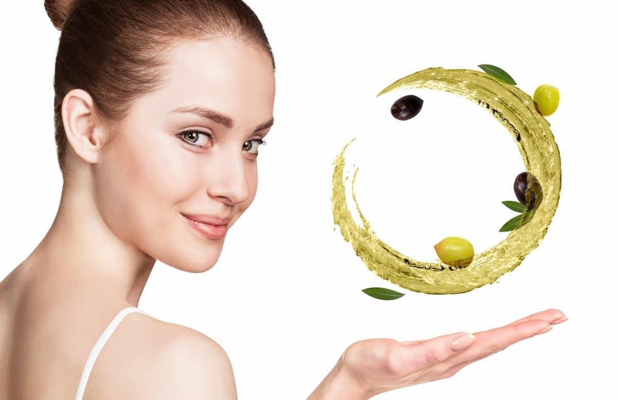 Olio di oliva prezioso elisir di bellezza casalingo