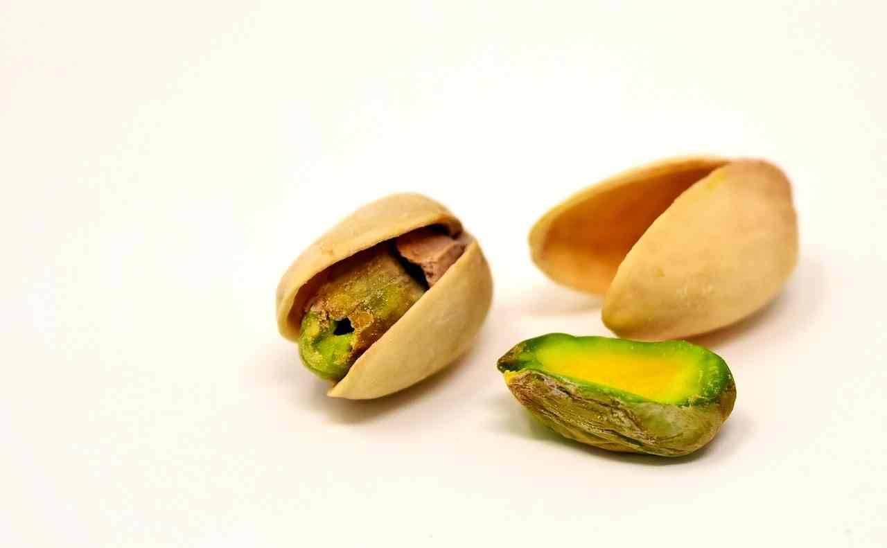 pistacchi nella dieta
