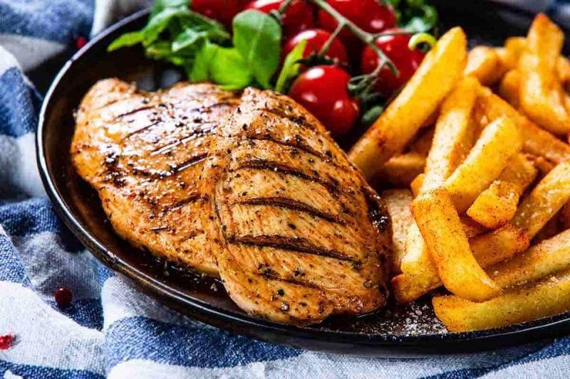 abbinamento carne patate