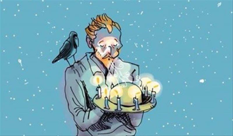 Van Gogh Compleanno