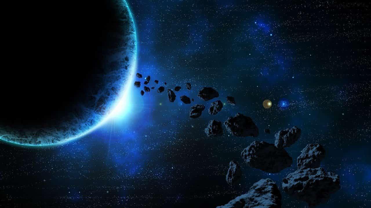 Asteroide gigante passerà accanto alla terra
