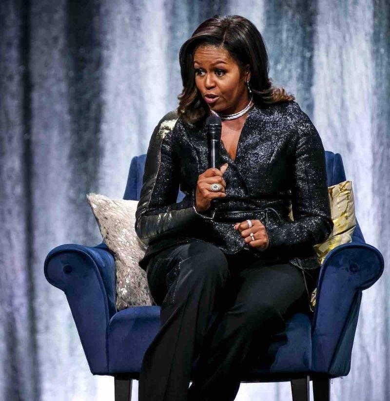 """""""Becoming"""" di Michelle Obama arriva su Netflix"""