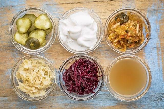 Cibi fermentati per magrezza e buonumore