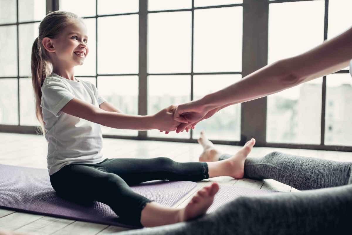 fitness bambini
