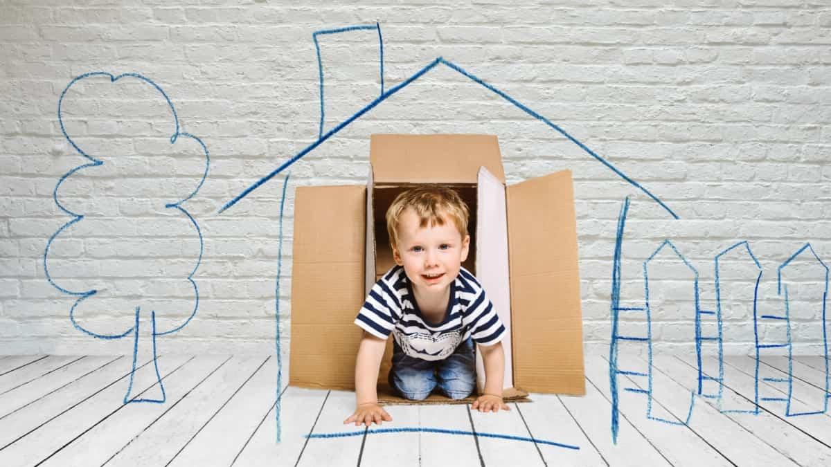 15 giochi da costruire in casa con e per i bambini