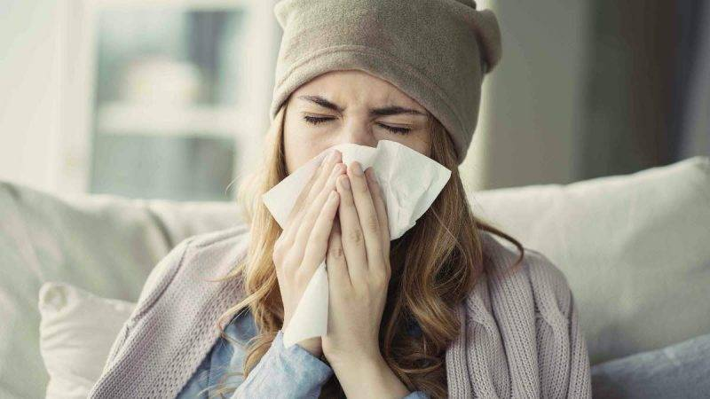 sintomi raffreddore