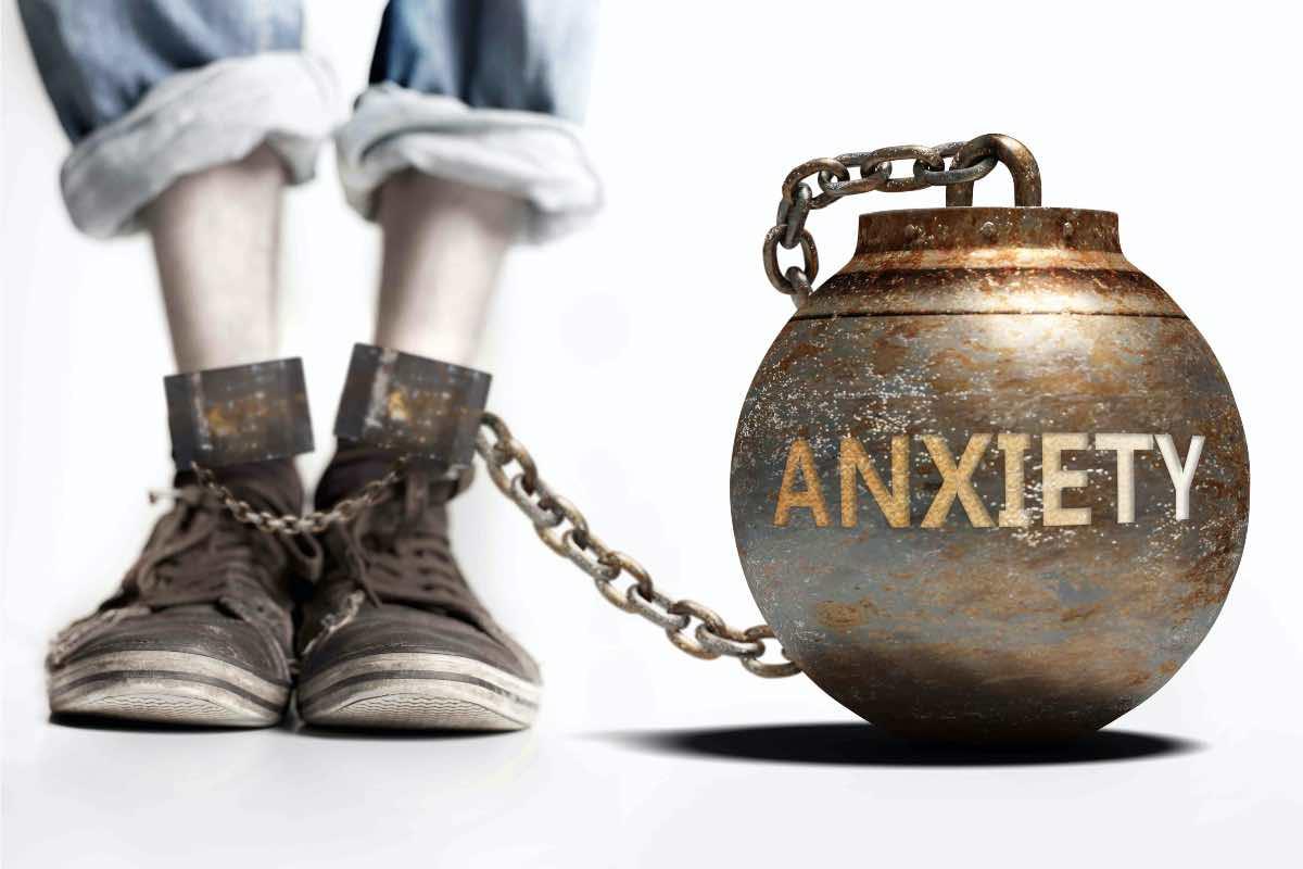 problema ansia