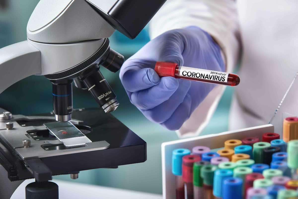 analisi del sangue coronavirus