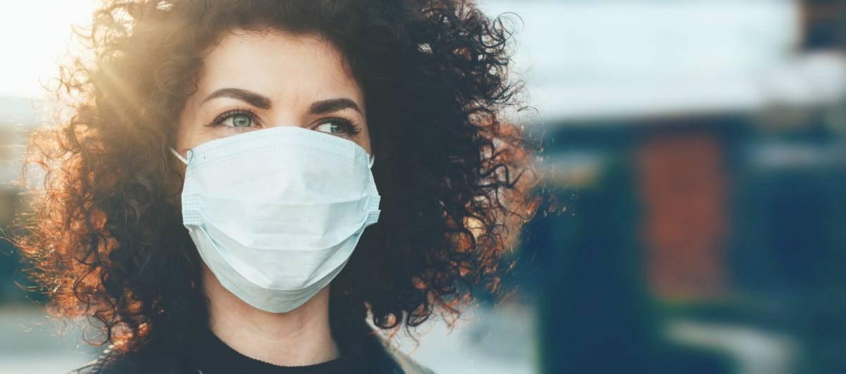 Covid-19 l'efficacia delle mascherine