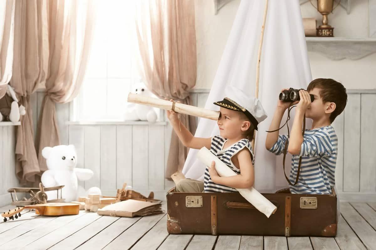 15 giochi fai da te da costruire in casa