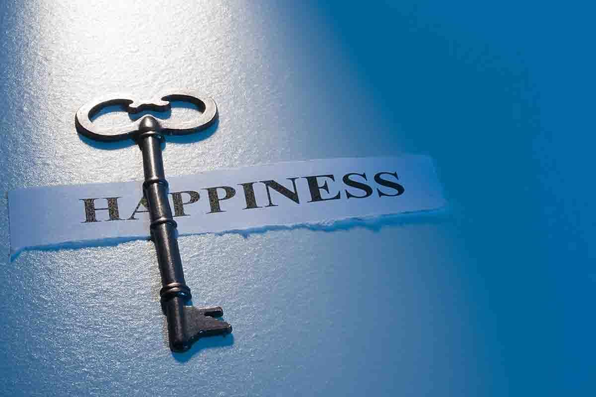 chiave della felicità