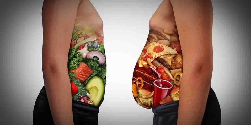obesita e alimentazione