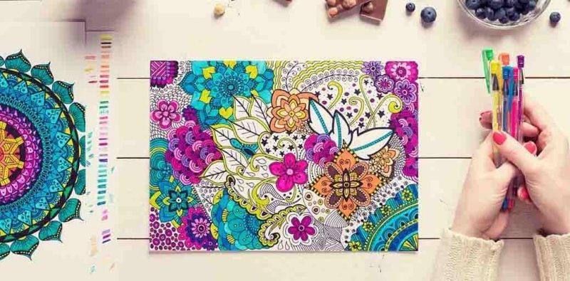 Color Therapy, colori e benefici