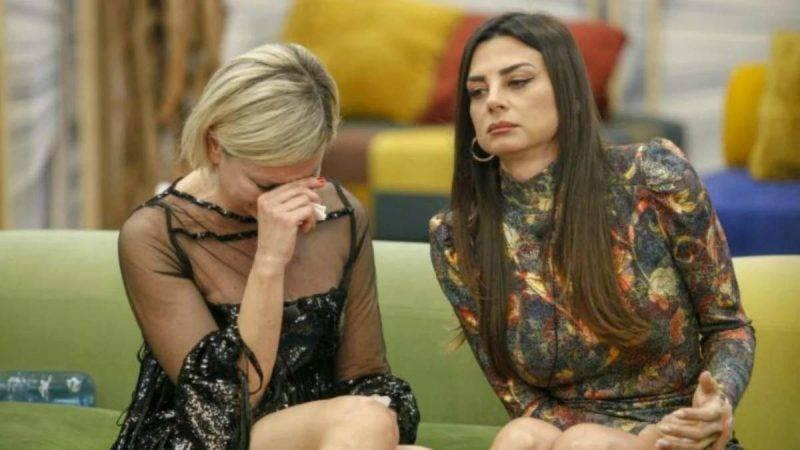 Serena Enardu scrive ad Antonella Elia