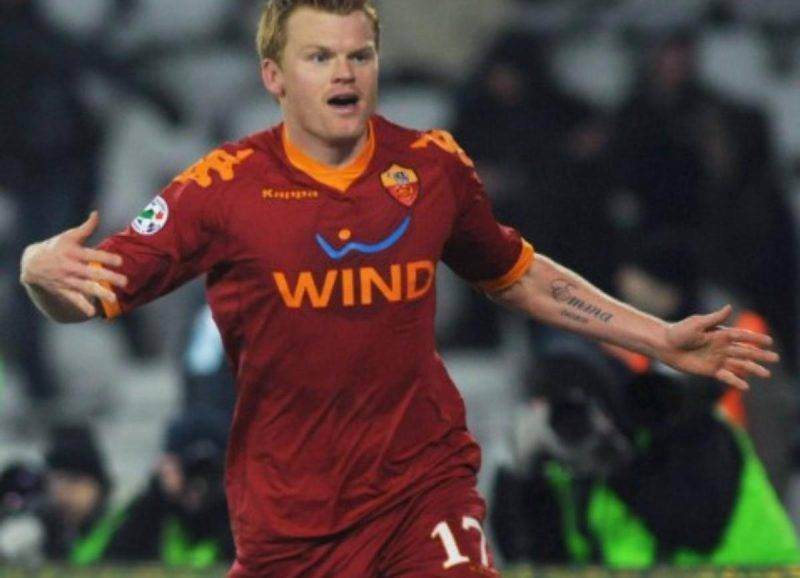 Arne Riise- forzaroma.info