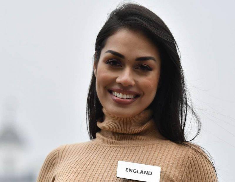 Bhasha Mukherjee rinuncia alla corona di Miss Inghilterra
