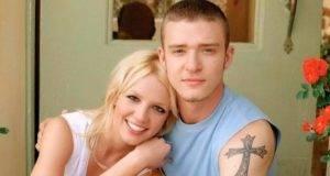 Britney e Justin quando erano una coppia