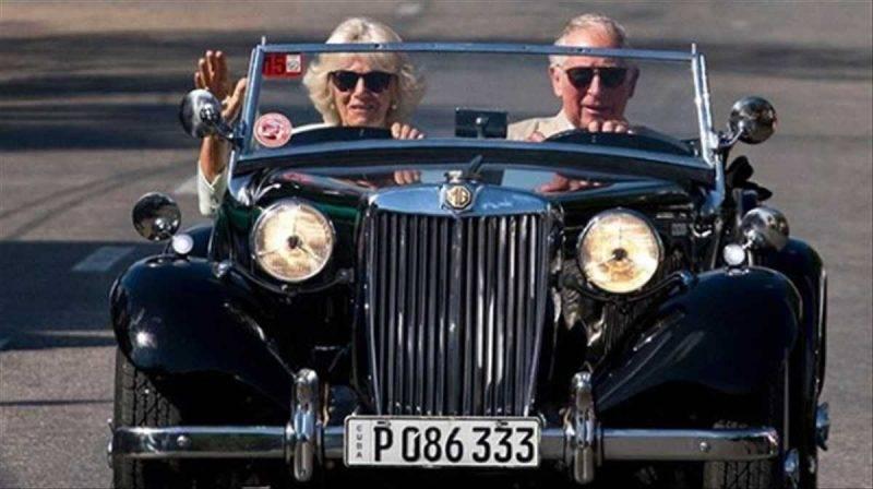 Carlo e Camilla anniversario matrimonio