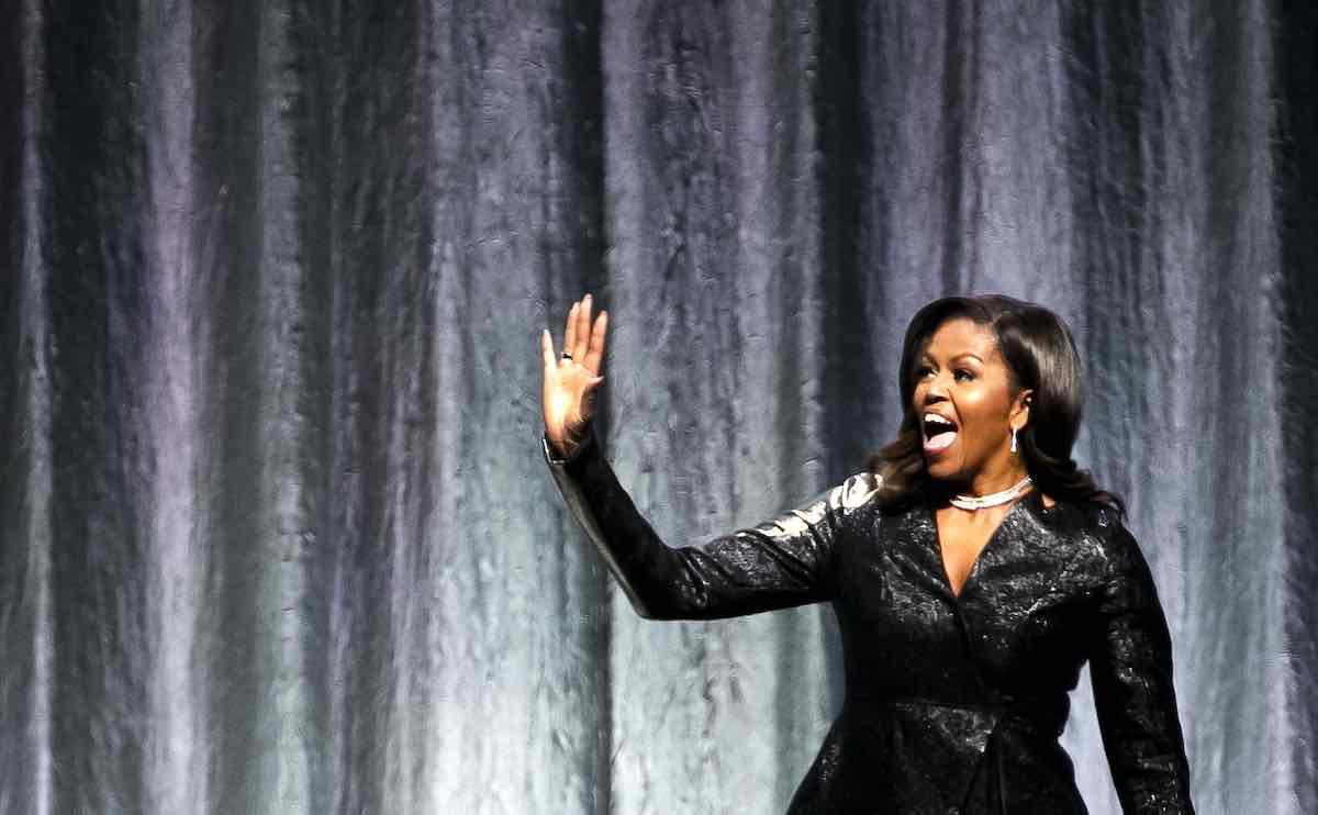 Documentario di Michelle Obama disponibile su Netflix