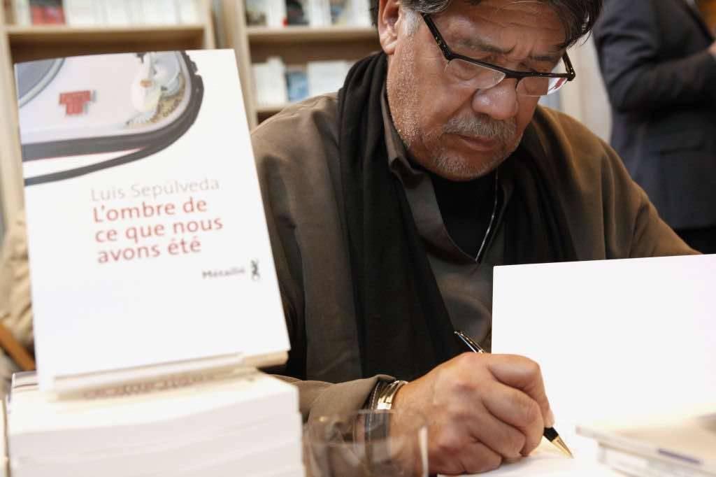 Luis Sepùlveda scrittore