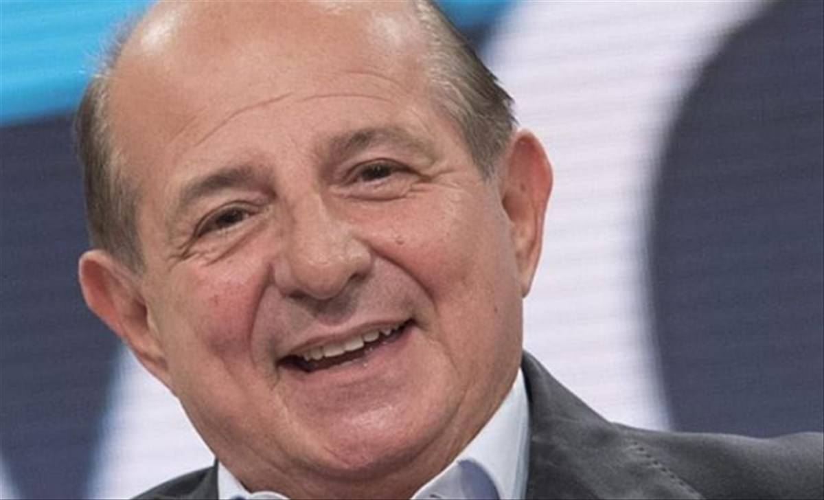 Giancarlo Magalli criticato da Cirillo