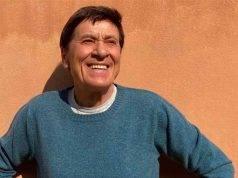 Gianni Morandi mascherina