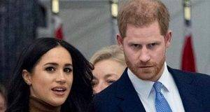 Harry e Meghan fuga in inghilterra