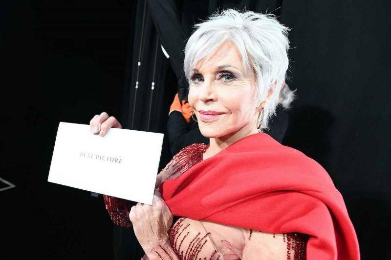 Jane Fonda sbarca su TikTok