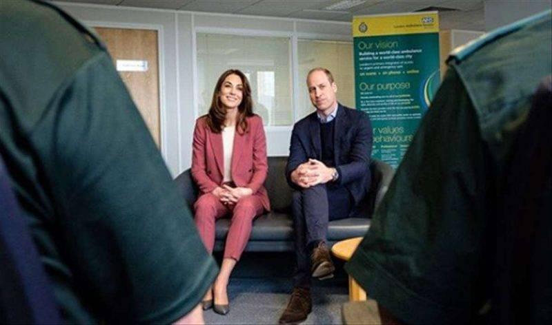 Kate e William coronavirus