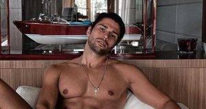 Luca Onestini senza veli