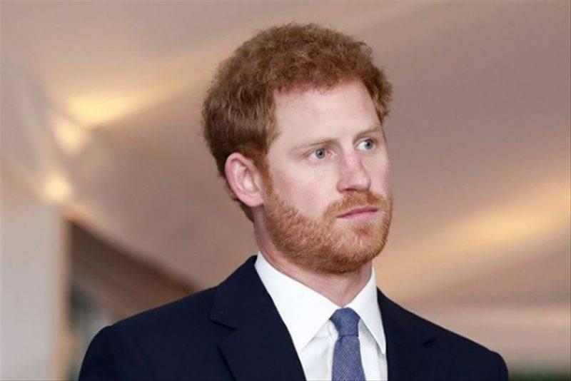 Principe Harry cognome