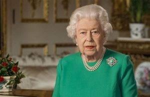 Regina Elisabetta Look