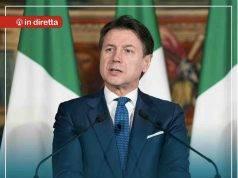 Giuseppe Conte conferenza stampa