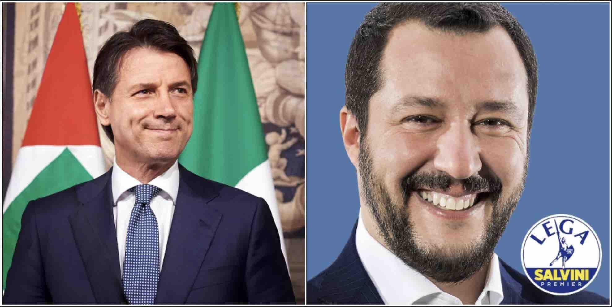 conte Salvini