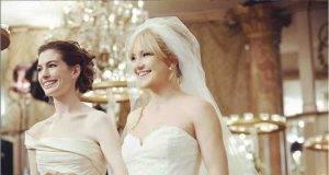 bride wars abiti